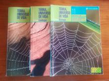 TERRA, UNIVERSO DE VIDA BIOLOGIA E GEOLOGIA 11º ANO - Amparo Dias da Silva