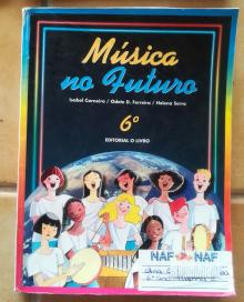 Música No futuro 6 ano - Isabel Carneiro