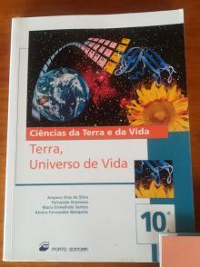 Ciências da Terra e da Vida 10 Ano - Amparo Dias da Silva, Fer...