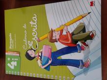 Português 4º Caderno de Escrita - Carlos Letra