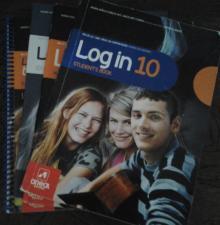 Log In 10 - Inglês