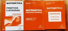Matemática- Primitivas e Integrais (3 livros) - Manuel Alberto M. Ferreir...