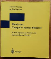 Physics for Computer Science Students - Narciso Garcia, Arthur Da...
