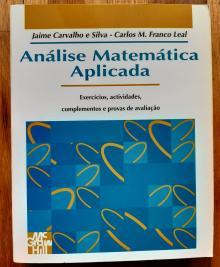 Análise Matemática Aplicada - Jaime Carvalho e Silva e ...