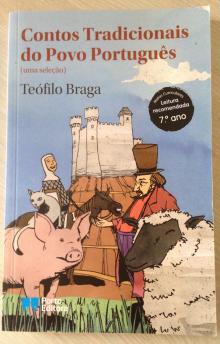Contos Tradicionais do Povo Português - Teófilo Braga