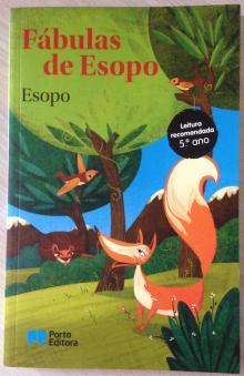 Fábulas de Esopo - Esopo
