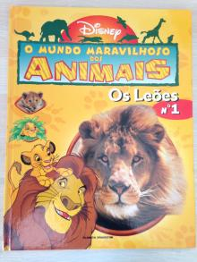 O mundo maravilhoso dos animais - Vários