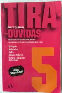 TIRA-DÚVIDAS 5º ANO - VÁRIOS
