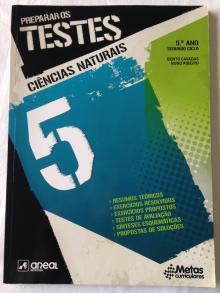 Preparar os testes- Ciências Naturais - 5 º ano - Bento Cavadas e Nuno Ribe...