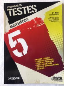 Preparar os testes - Matemática - 5º ano - António Sousa, Maria Jo�...