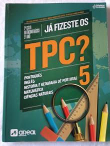 Já fizeste os TPC ? 5º ano - Ana Lúcia Sardinha, Lél...