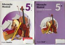 Educação Musical 5º ano - José Carlos Godinho