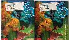 CSI Ciências Naturais 5º ano