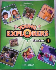 Young explores Class Book 1 - Nina Lauder, Paul Shipton...