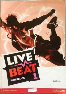 Live Beat 1 Workbook - Rod Fricker