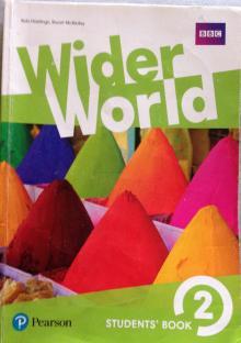Wider World 2 Students´Book - Bob Hastings, Stuart McKi...
