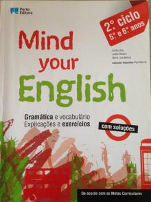 Mind your English
