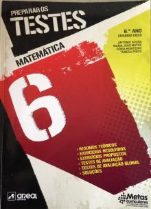 Preparar os Testes Matemática 6º ano - António Sousa, Maria Jo�...