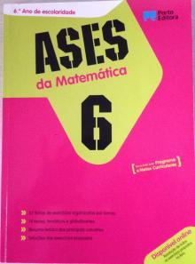 Ases da Matemática 6º ano - Lara Martins Rodrigues