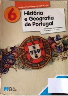História e Geografia de Portugal 6º ano - Fátima Costa e António ...