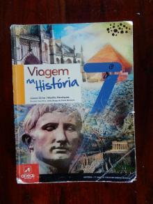 Viagem na História - Joana Cirne