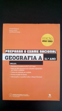 Preparar o exame nacional Geografia A