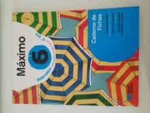 Máximo - Matemática - 6.º Ano - Caderno de Fichas - MARIA AUGUSTA FERREIRA NE...