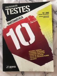 Preparar os Testes- Matemática (10ºano) - Andreia Gonçalves, Carla...