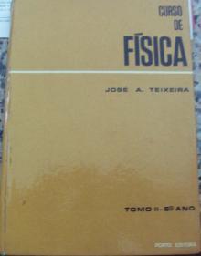 CURSO DE FÍSICA TOMO II 5º ANO LICEUS