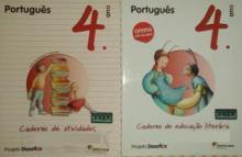 Caderno de atividades de Português - Maria Marques e Luísa Pi...