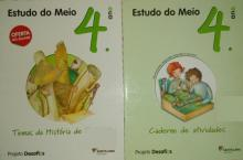 Caderno de atividades de estudo do meio - Dina Guimarães, Helena N...