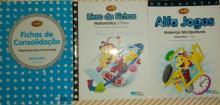 Livro de fichas de matemática - Eva Lima, Nuno Barrigão,...