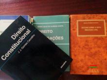 Manuais de Direito - vários