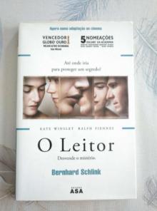 O Leitor (2 capas) - BERNHARD SCHLINK
