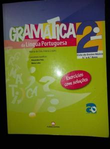 Gramática 5º e 6º ano - Maria do Céu Lopes