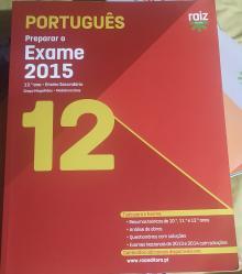 Português Preparar o Exame 2015 - Graça Magalhães