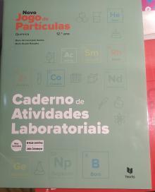 12 Q Química caderno de atividades laborais - Maria Dantas