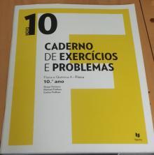 Novo 10 caderno de exercícios e problemas - Graça Ventura