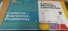 Novo jogo de partículas 10° caderno de exercícios e problemas - Maria Dantas