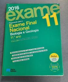 Preparação para o exame Biologia e Geologia - vários
