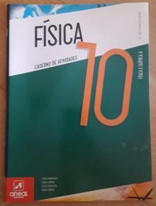 Física 10 - Caderno de atividades - Carla Rodrigues; Carla Sa...