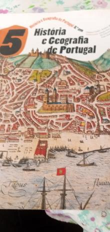 História e geografia de Portugal - Fátima costa