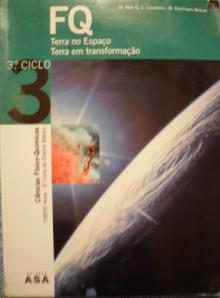 Terra no Espaço, Terra em Transformação - M.Neli G.C C