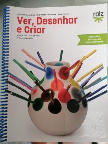 Ver, Desenhar e Criar - Cristina Carrilho da Gra�...