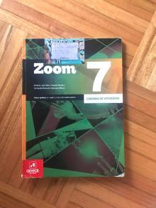 Zoom caderno de atividades - António José Silva