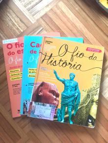 O Fio de História - Ana Rodrigues Oliveira