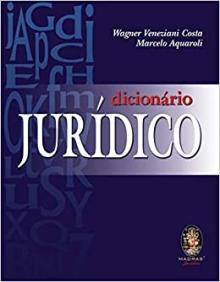 Dicionário Jurídico - Wagner Veneziani Costa