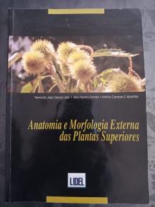Anatomia e Morfologia Externa das Plantas Superiores - Fernando Lidon, Hélio Go...