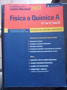 Física e Química A - Preparação para Exame Nacional - Maria Arieiro, Carlos Cor...