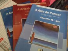 A Arte de Pensar - Aires Almeida, Célia Tei...